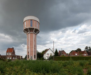 featured posts image for Water tower dream home in Belgium