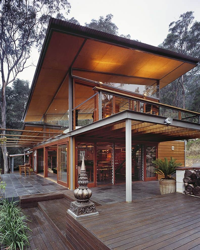 featured posts image for Incredible home in the Australian mountains