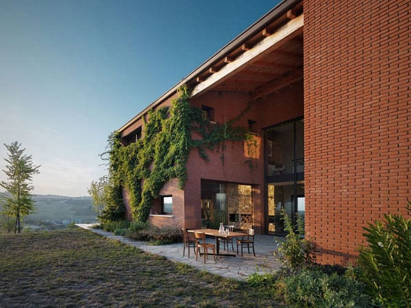 featured posts image for Picturesque dwelling in the Italian countryside
