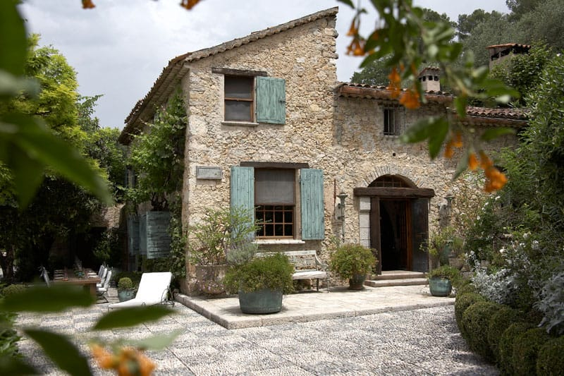 featured posts image for Converted old mill house in the South of France