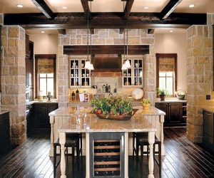 featured posts image for Sprawling Texas Ranch style home