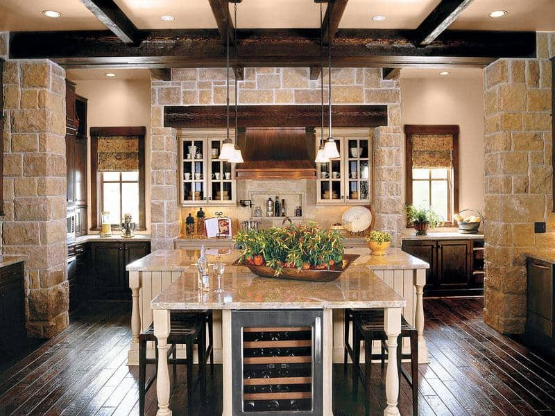 Sprawling texas ranch style home - Modern ranch home interior design ...