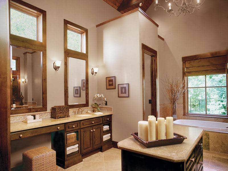External Home Design Interior: Sprawling Texas Ranch Style Home
