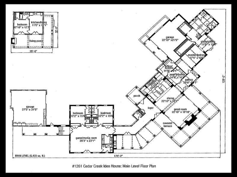 Ferretti House Plan Cost To Build
