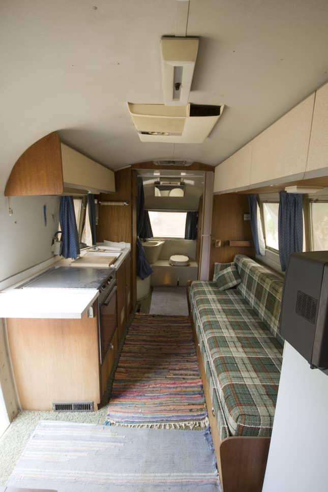 Big Sur getaway in a stylish Airstream Safari