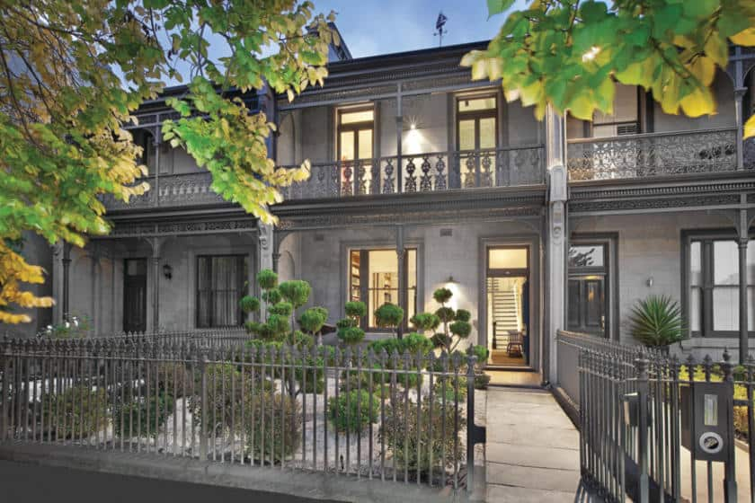 featured posts image for Beautiful Victorian terrace style residence