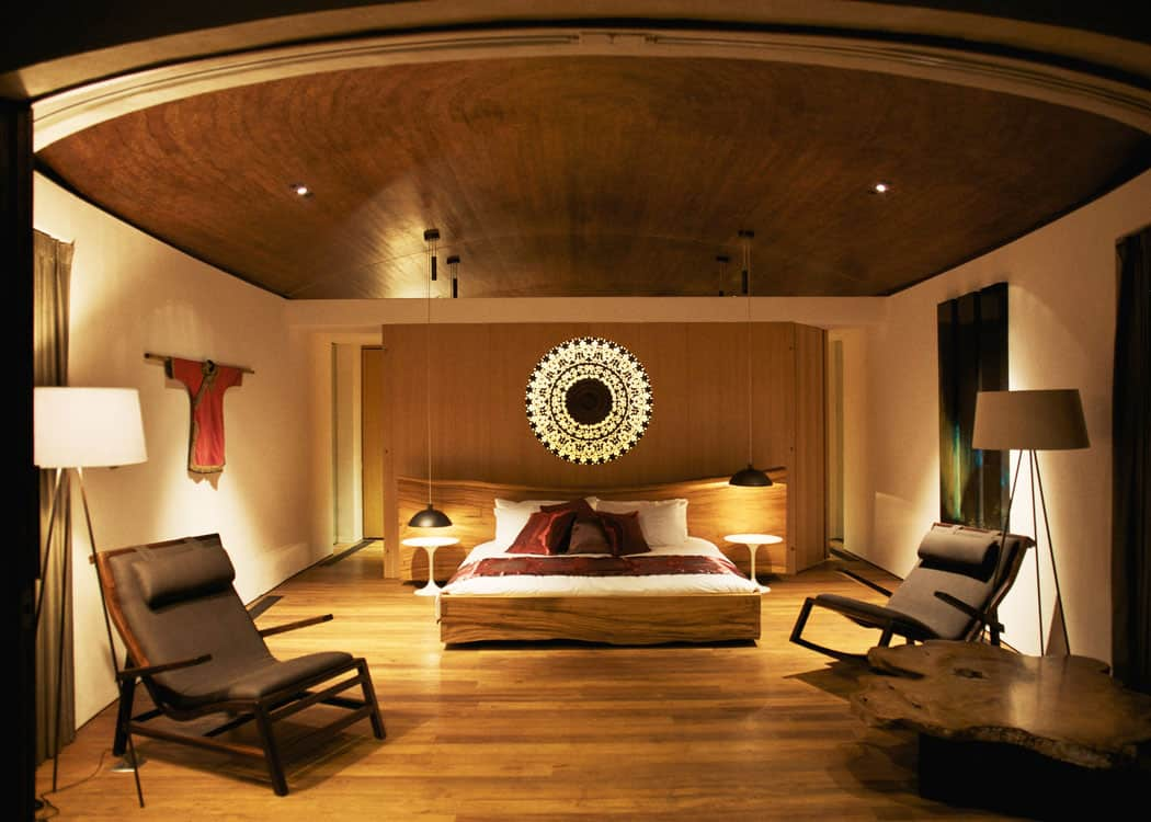 Striking tropical villa nestled in tranquil gardens for Interior design jobs in europe