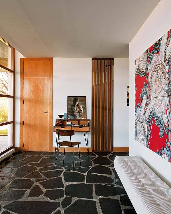 featured posts image for Cantabrian House inspired by American modernism
