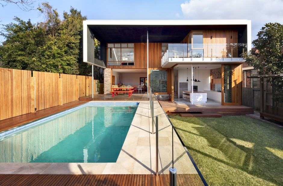 featured posts image for Contemporary Castlecrag house nestled in nature