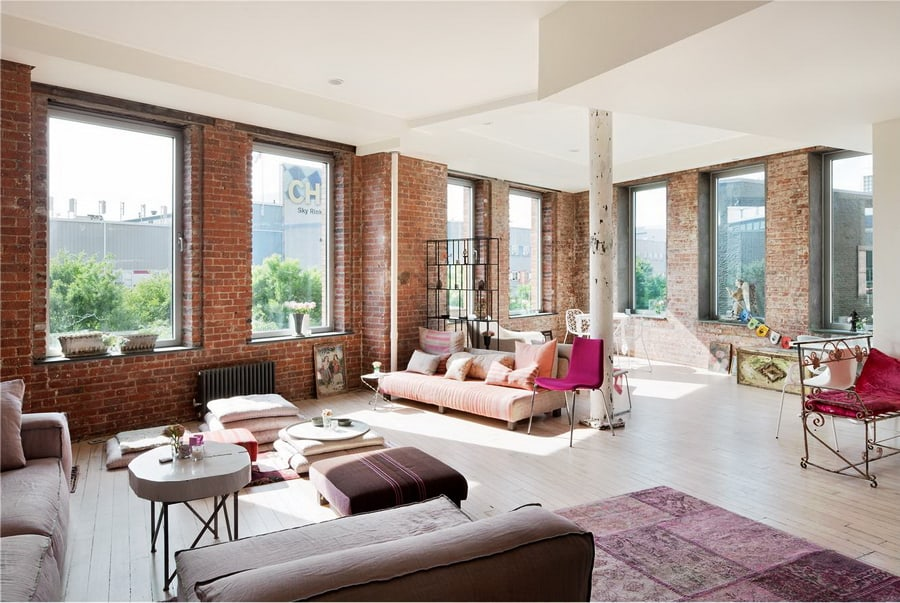 featured posts image for Exceptional Bohemian style loft in Chelsea
