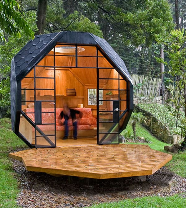 featured posts image for Backyard playhouse creates inspiration for kids