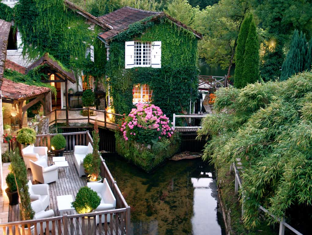featured posts image for 17th century mill converted into a charming hotel