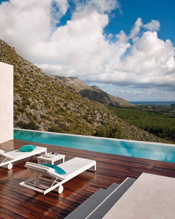 featured posts image for Impressive Majorcan house in the mountains
