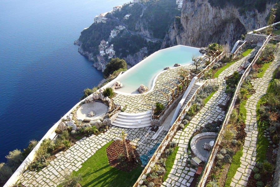 featured posts image for Breathtaking cliff retreat on the Amalfi Coast