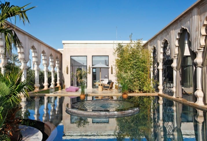 featured posts image for Extravagant retreat of opulence in Marrakech