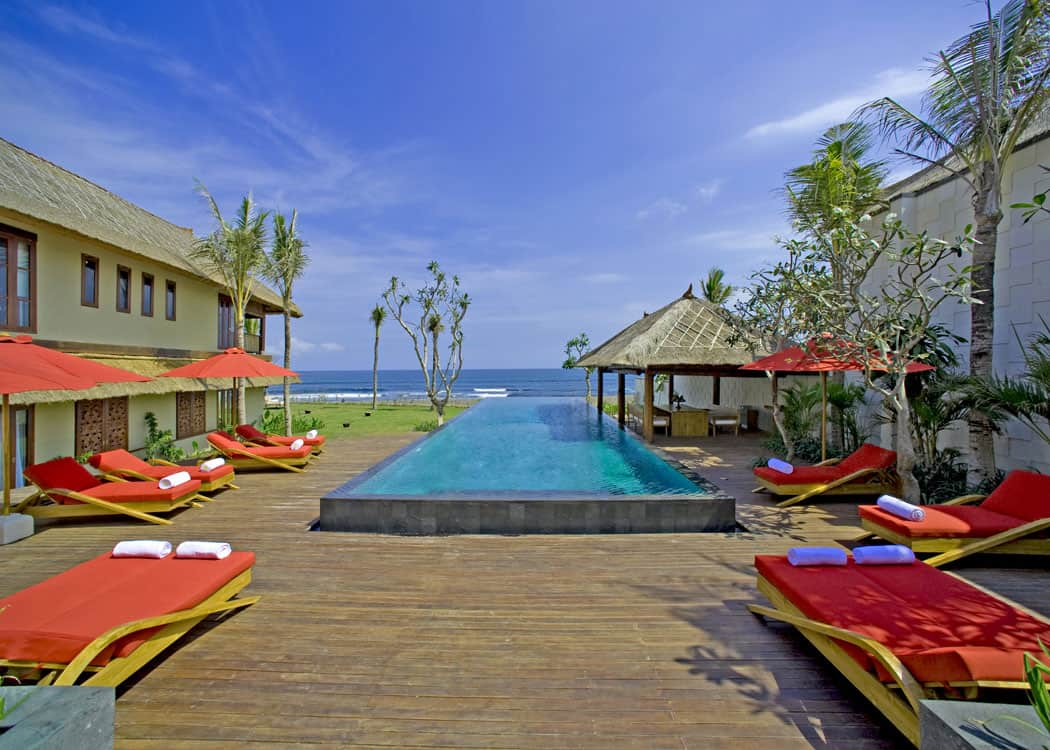 featured posts image for Luxurious beachfront villa in Bali