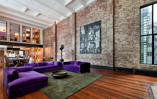 featured posts image for SoHo townhouse with swanky indoor pool