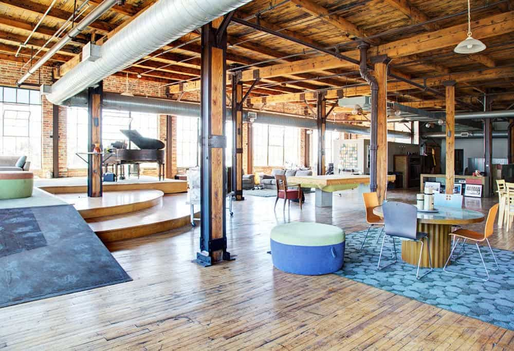 featured posts image for Incredible penthouse in Corktown Historic District