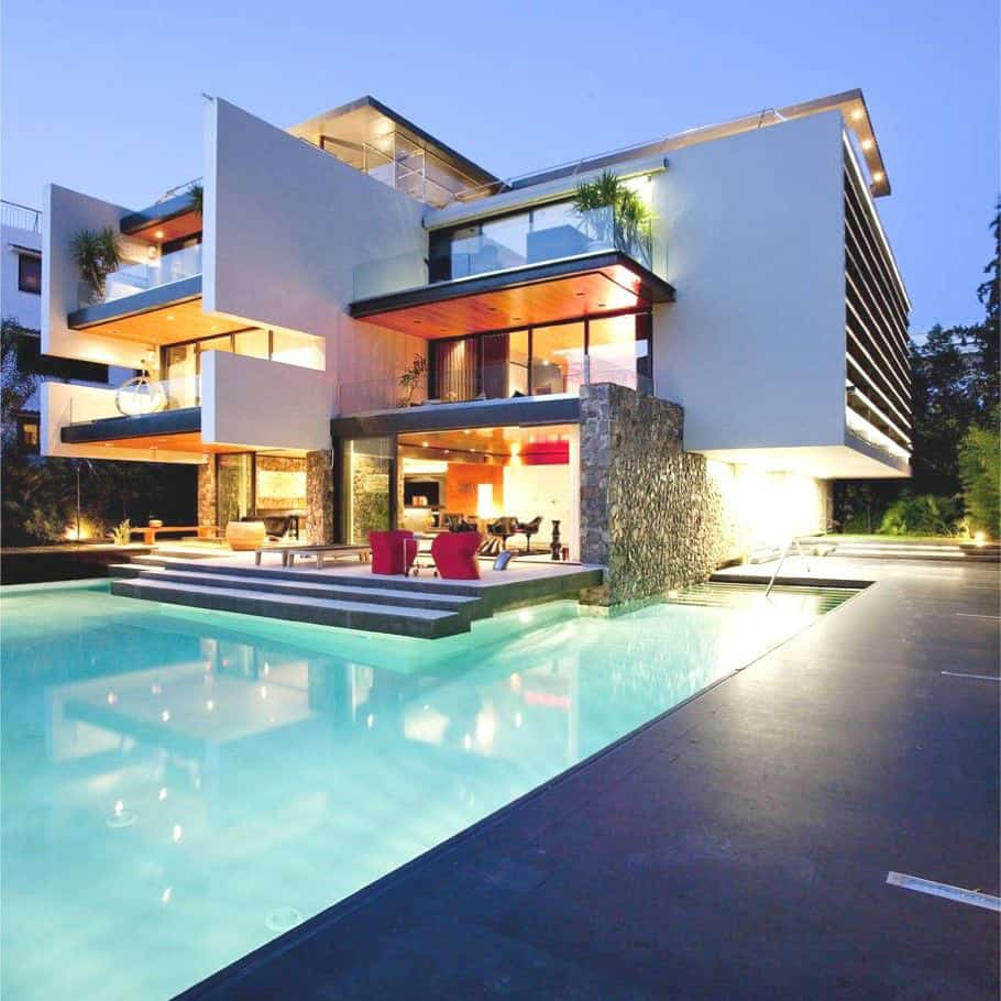 featured posts image for Sumptuous contemporary residence in Greece