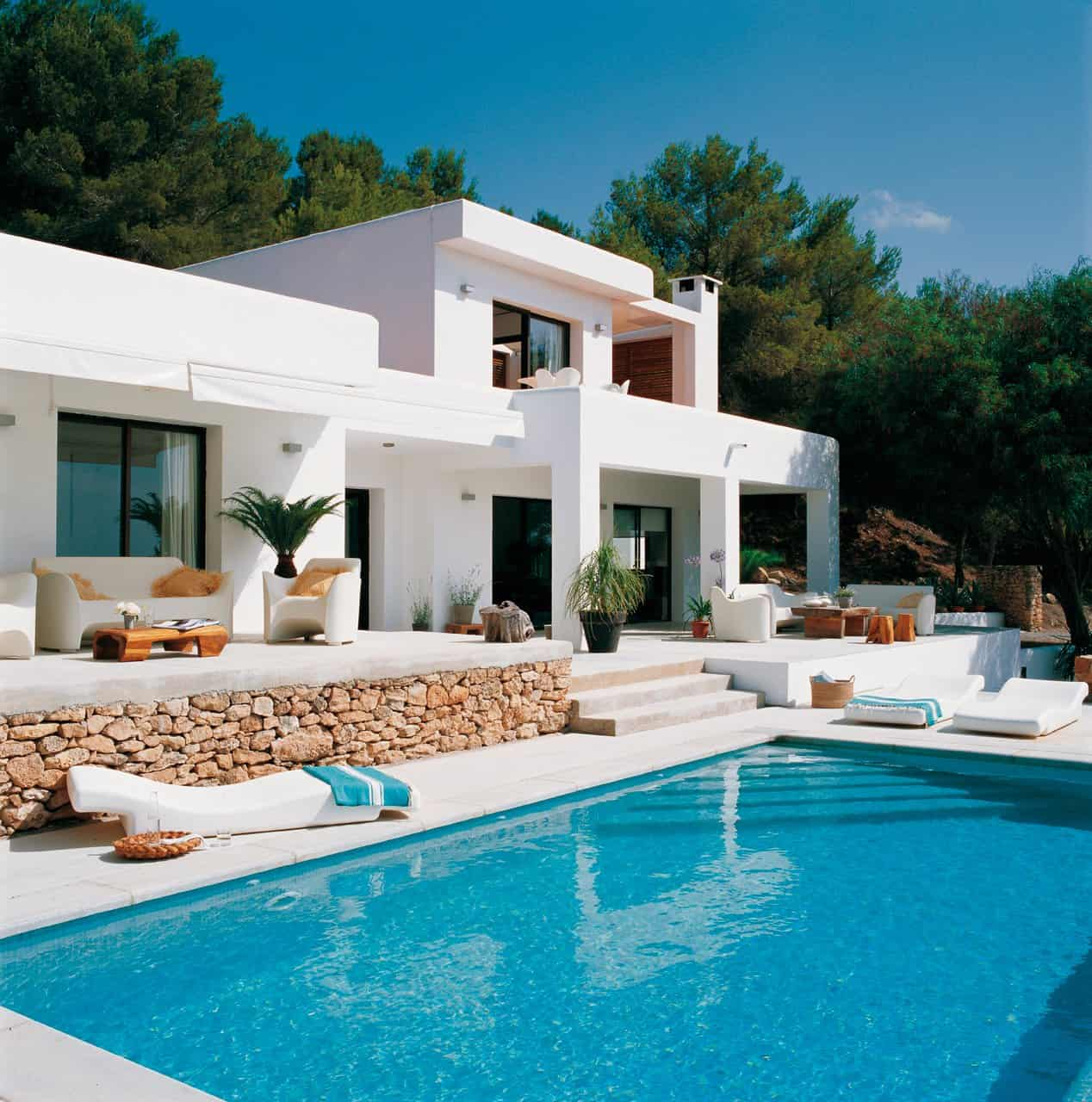 featured posts image for Stunning Mediterranean style home in Ibiza