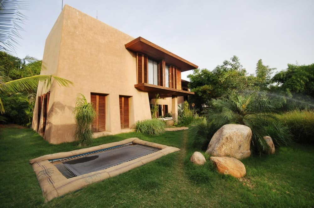 featured posts image for Tropical retreat in the South-Indian countryside