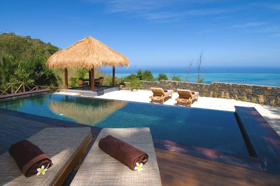 featured posts image for Tropical hideaway on the island of Mauritius