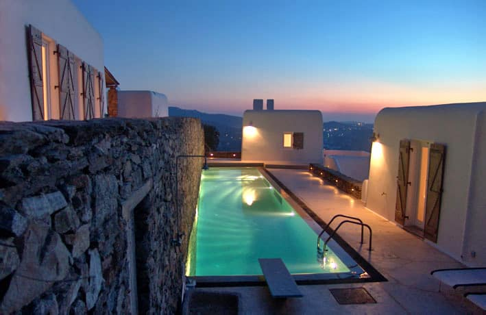 featured posts image for Retreat to a stunning Mykonos holiday villa