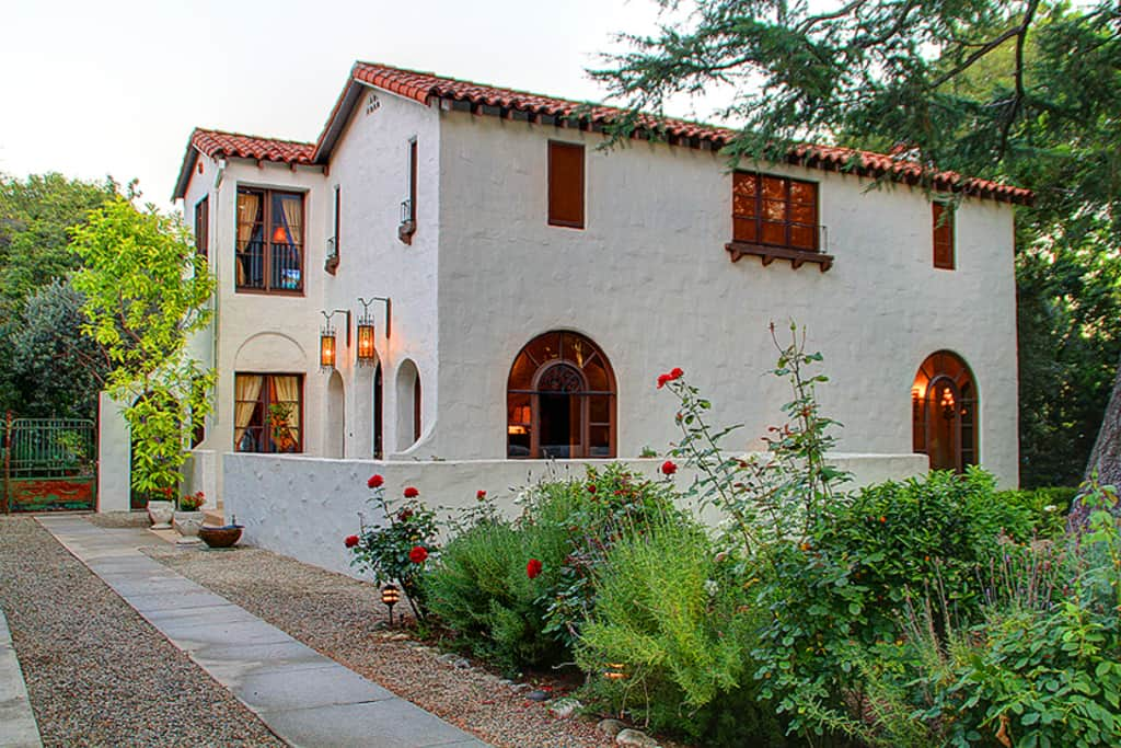 featured posts image for Absolutely beautiful Spanish Colonial Estate