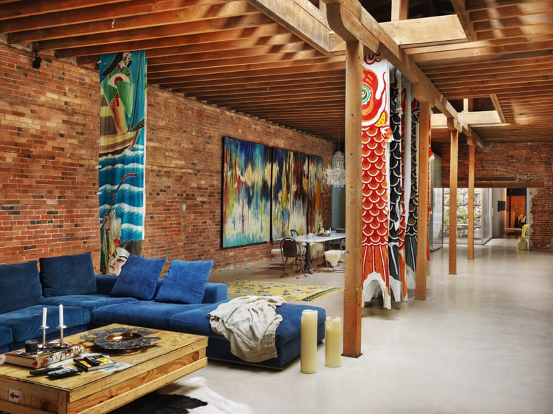 featured posts image for Industrial chic loft in historic Gastown district