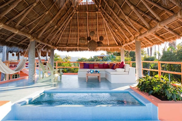 featured posts image for Fabulous tropical hideaway on the Riviera Nayarit