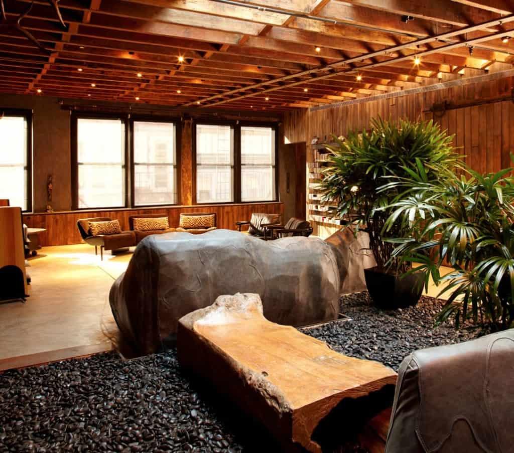 Loft Apartments Manhattan: Ultimate Bachelor Penthouse Loft In Manhattan