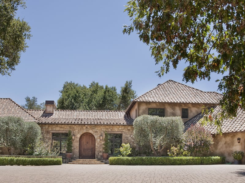 featured posts image for Exceptional Mediterranean vineyard estate in Sonoma