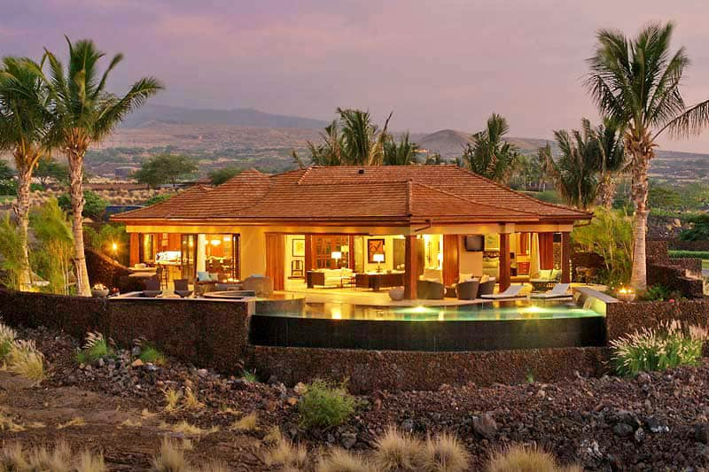 featured posts image for Magnificent island-inspired retreat: Hualalai Estate