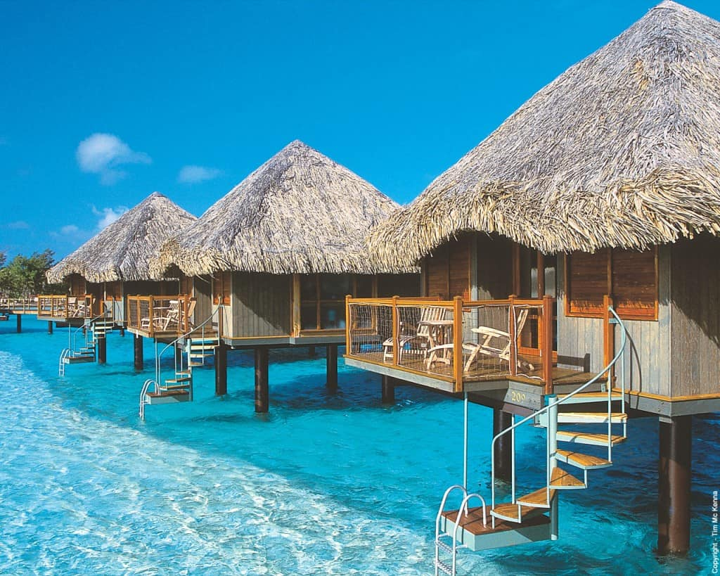 featured posts image for Luxurious Le Meridien Bora Bora Resort