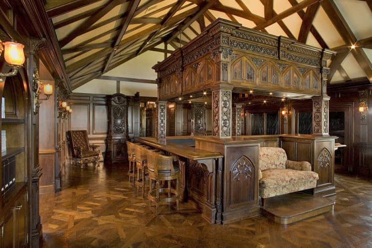 featured posts image for Opulent French-chateau inspired castle in Austin