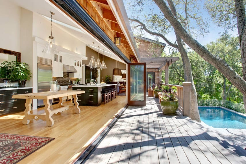 featured posts image for Beautiful Mill Valley retreat with a treehouse feel