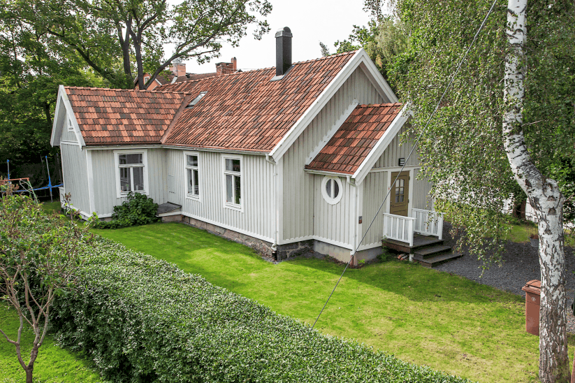 featured posts image for Enchanting Swedish home with tantalizing details