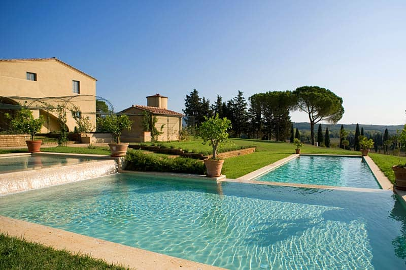 featured posts image for Elegant and luxurious retreat in Tuscany