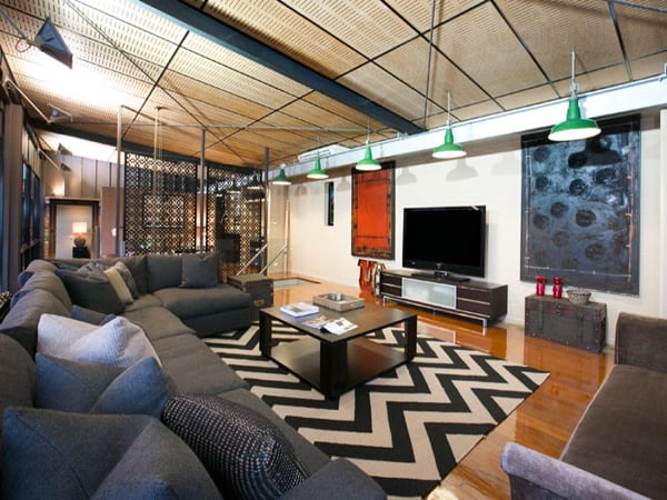 featured posts image for Chic New York Style Warehouse Home In Brisbane