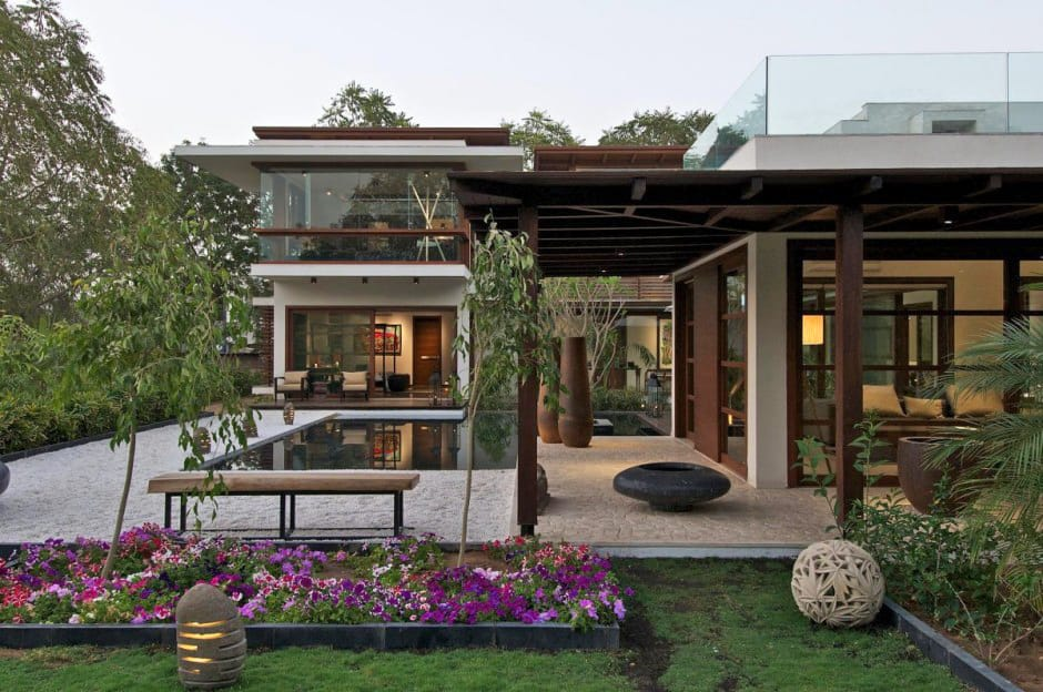 featured posts image for A fabulous courtyard house in Ahmedabad