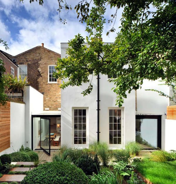 featured posts image for Victorian terrace house gets fascinating facelift