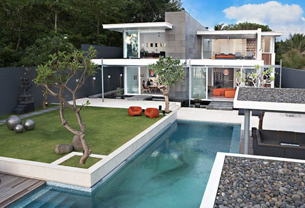 featured posts image for Glamorous retro-style beach villa: Luna2