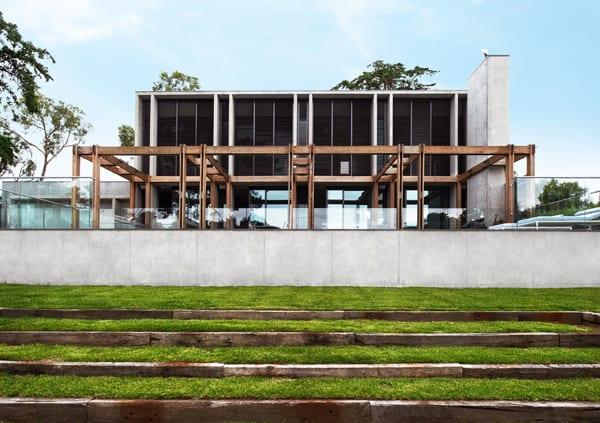 featured posts image for Ultra-modern Australian beachside villa