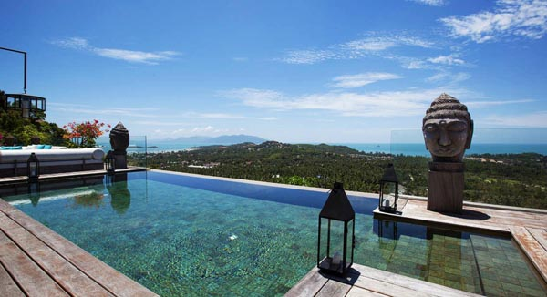 featured posts image for Tantalizing Villa Belle set hillside in Koh Sumai