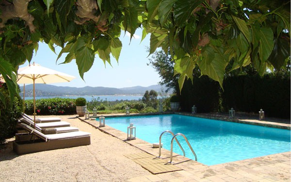 featured posts image for Luxury Provencal hideaway on the Bay of St. Tropez