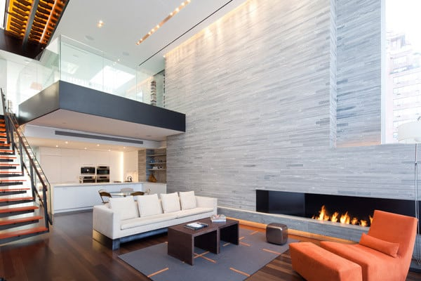 featured posts image for Modern penthouse makes ultimate city escape