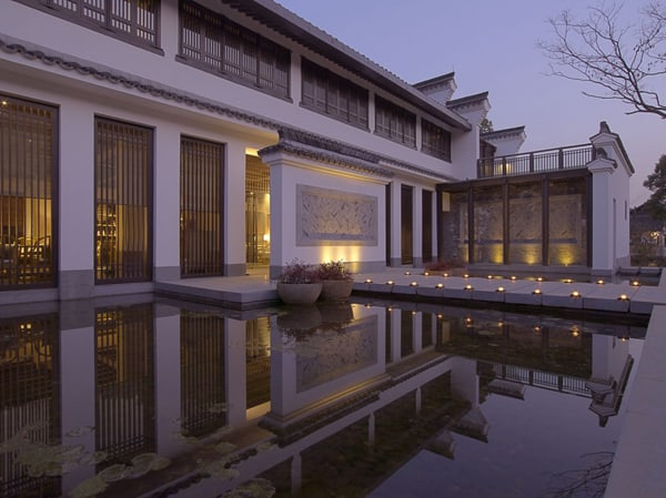 featured posts image for Exclusive 5 Star Luxury Ho Amanfayun, China