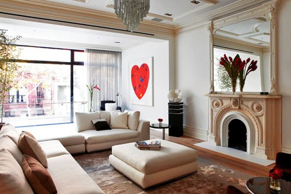 featured posts image for Townhouse remodel in historic Greenwich Village