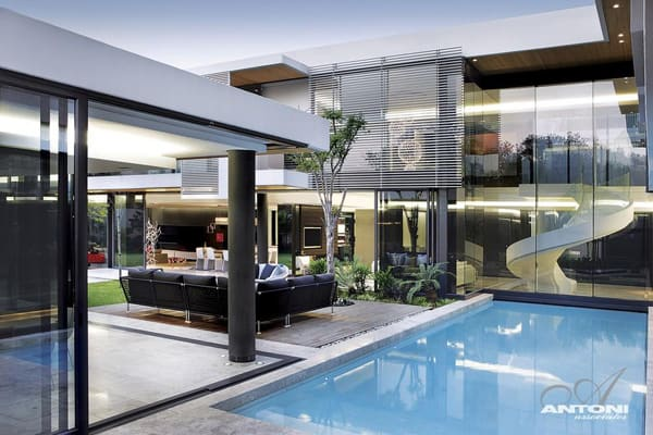 featured posts image for Johannesburg residence seduces with opulence