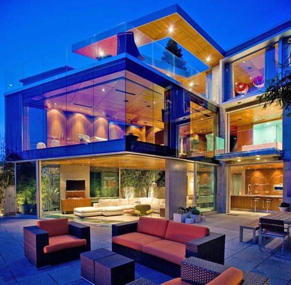 Dream Home Design Ideas: Ultra-modern Beach House In La Jolla